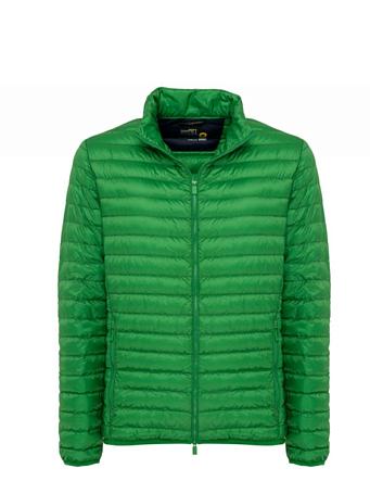 Купить Куртка для активного отдыха Ciesse Piumini 2016 LIGHT DOWN FULL ZIP JACKET PCRFW green Одежда туристическая 1246846