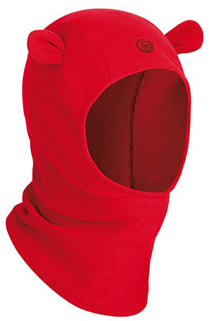 Шапка BREKKA 2013-14 Junior FLEECE LOTAR EARS JR RED