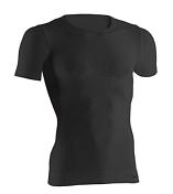 Футболка X-bionic 2016-17 Man 24/7 UW Shirt SH SL B000 / Черный