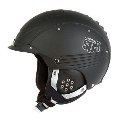 Купить Зимний Шлем Casco SP-5.1 Black Matt, Шлемы для горных лыж/сноубордов, 857471