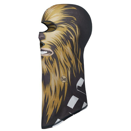 Маска (балаклава) BUFF STAR WARS JR MICROFIBER BALACLAVA BUFF CHEWBACCA BROWN-BROWN-Standard