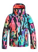 Куртка сноубордическая Quiksilver 2015-16 JETTY GIRL JK G SNJT MAZZY RX_ANTHRACITE