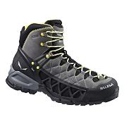 Ботинки Для Треккинга (Высокие) Salewa 2015 Hike Approach Men's MS Alp Flow Mid Gtx Smoke/yellow /