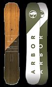 Сноуборд Arbor 2016-17 Coda Rocker
