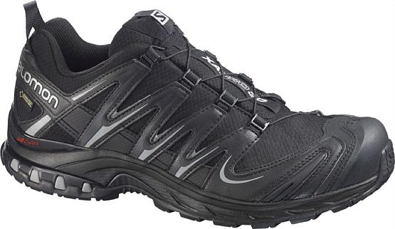 Купить Беговые кроссовки для XC SALOMON XA PRO 3D GTX BLACK/BLACK/PTR Кроссовки бега 1172798