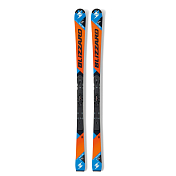 Горные Лыжи Blizzard 2015-16 SL Fis-race Dept (Flat+plate) Orange-black-blue