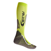 Носки Accapi Socks Ski Performance Green Fluo