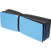 Коврик туристический Salewa Accessories EASY-MAT FOLDABLE BLUE/BLACK /
