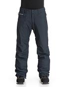 Брюки сноубордические Quiksilver 2015-16 State Pant M SNPT BLACK