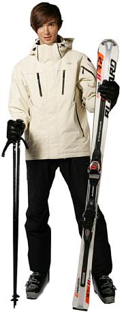Купить Куртка горнолыжная Killy 2010-11 REDOUANE M JKT (CREAM) белый Одежда 624447