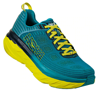 Беговые кроссовки Hoka 2018-19 BONDI 6 CARRIBEAN SEA / STORM BLUE