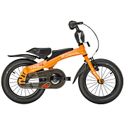 Беговел Scool 2016 Rennrad 14 Orange Matt / Оранжевый