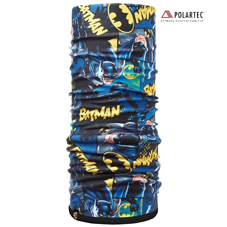 Купить Бандана BUFF Polar Buff SUPERHEROES JUNIOR POLAR GOTHAMCITY / BLACK Детская одежда 1080114