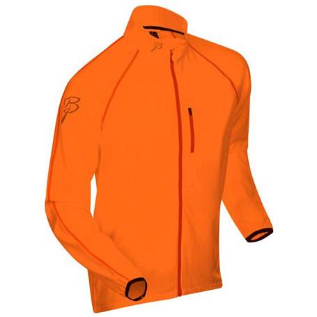 Купить Жакет беговой Bjorn Daehlie Jacket IMPACT Shocking Orange (Оранжевый), Одежда для бега и фитнеса, 1024793