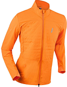 Куртка беговая Bjorn Daehlie 2020-21 Winter Run for men Orange Popsicle