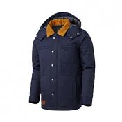 Куртка сноубордическаяОдежда сноубордическая<br>Так называемая городская куртка, обладающая стильным внешним видом и высоким качеством. Куртка на молнии, которая закрывается отворотом на кнопках (на котором нашиты пуговицы-обманки).<br>Мембрана (waterproof/breathability): 15.000mm/7.000g<br>Материал: 100% полиэстер (воротник - 100% хлопок)<br>Регулируемый, отстегивающийся капюшон<br>Регулируемая вентиляция в подмышечной зоне<br>Снегозащитные манжеты<br>Полностью проклеенные швы<br>Три нагрудных кармана на молнии: два больших, один микрокарман на кармане,<br>Скрытый карман для MP3 с внутренним выходом для наушников<br>Два классических внешних кармана для рук на молнии, в одном из которых тряпочка для маски на шнурке<br>Один внутренний карман-сетка<br>Скрытое внутри отделение для скипаса<br>Съемная снегозащитная юбка<br><br>Пол: Унисекс<br>Возраст: Взрослый<br>Вид: куртка