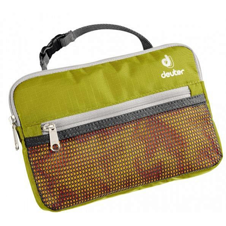Косметичка Deuter 2015 Accessories Wash Bag Lite moss