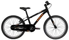 Велосипед Trek Precaliber SS Cst Boys S Kds 2017 Black / Черный