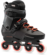 Роликовые коньки Rollerblade 2020 Twister Edge Black/Warm Red