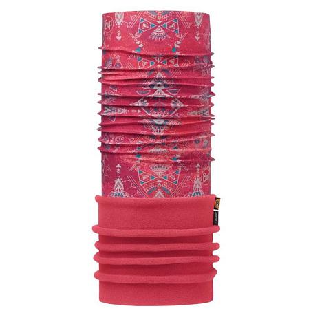 Купить Бандана BUFF POLAR NELDA BLUSH / ROSEBUD-BLUSH-Standard Банданы и шарфы Buff ® 1227923