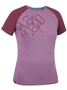 Футболка для активного отдыхаОдежда для активного отдыха<br>Женская футболка с круглым вырезом, цветными рукавами реглан и женственным дизайном.<br>Функция анти-комар.<br><br>Пол: Женский<br>Возраст: Взрослый<br>Вид: майка, футболка