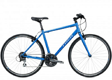 Велосипед Trek 7.2 FX 22.5 HBR 700C 2015 Liquid Blue