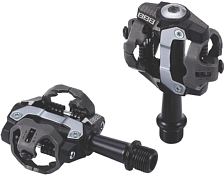 Педали BBB ForceMount Black
