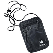 Кошелек Deuter 2021 Security Wallet I Black