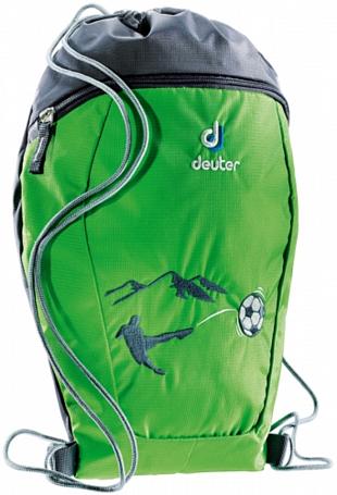 Купить Сумка для сменки Deuter 2015 School Sneaker Bag spring soccer, Рюкзаки школьные, 1147540