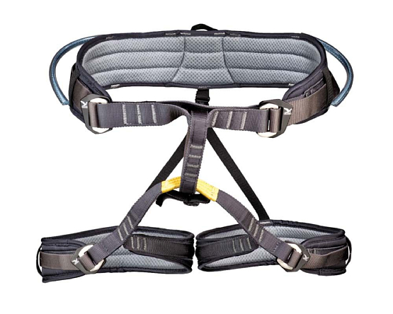 Обвязка Salewa Harnesses TOUR ADJUST HARNESS XL ANTHRACITE/BLUE