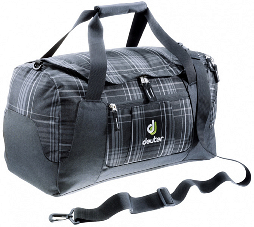 Сумка Deuter Travel Relay 30 black check