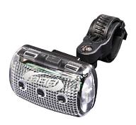 ФонарьФары и фонари<br>Передний габаритный диод в комплекте с батарейками ААА.<br><br>Передняя мигалка с тремя яркими светодиодами. <br>Водонепроницаемый корпус. <br>Быстросъёмный крепёж подходит на рули любого диаметра. <br>Лёгкая установка и настройка. <br>2 режима: непрерывный и мигающий. <br>В комплекте 2 батареи типа &amp;#39;AAА&amp;#39;.