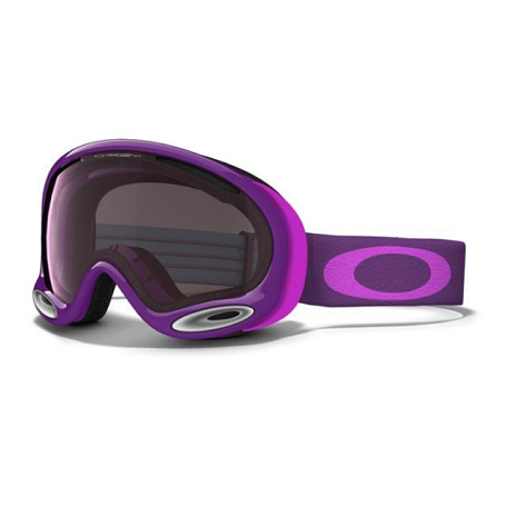 Очки горнолыжные Oakley AFRAME 2.0 HELIO PURPLE ROSE