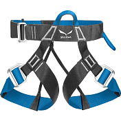 Обвязка Salewa Hardware VIA FERRATA EVO harness ( M/XXL ) CARBON/ POLAR BLUE /