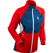Куртка беговая Bjorn Daehlie 2019-20 Jacket Colorado Wmn Norwegain Flag