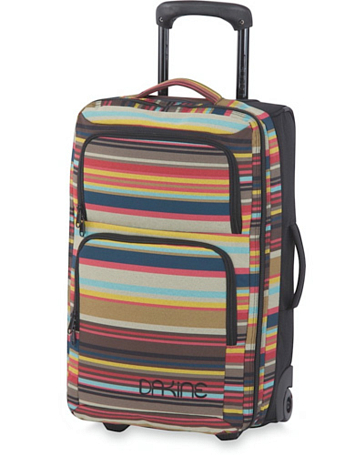 Сумка на колесах DAKINE 2013-14 SNOW CARRY-ON ROLLER 36L JUNO