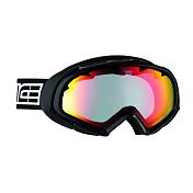 Очки горнолыжныеОчки горнолыжные<br>Эта маска характеризуется современные линии и изысканный дизайн. Максимальную видимость гарантирована сферической линзой большого размера, вентиляционные отверстия обеспечивают высокое воздухопроницаемость. <br>-отлично совместим с использованием любого шлема<br>-резинка с двойной регулировкой<br>-линза двойная<br>-противотуманные <br>-поликарбонат anti-scratch, с защитой УФ<br><br>Пол: Унисекс<br>Возраст: Взрослый