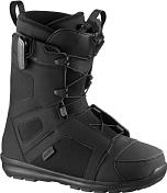 Ботинки для сноуборда SALOMON 2015-16 TITAN BLACK/AUTOBAHN/BLACK