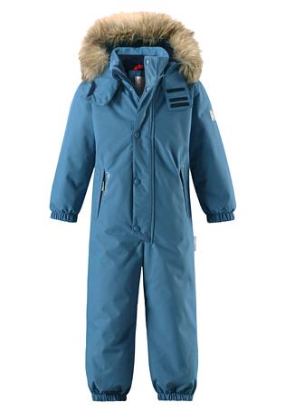 Купить Комбинезон горнолыжный Reima 2017-18 Stavanger Soft blue Детская одежда 1351640