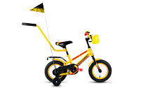 Велосипед Forward Meteor 12 2017 Желтый/черный