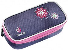 Пенал Deuter 2016-17 Pencil Case blueberry-flower