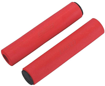 Грипсы BBB Sticky 130 mm Red