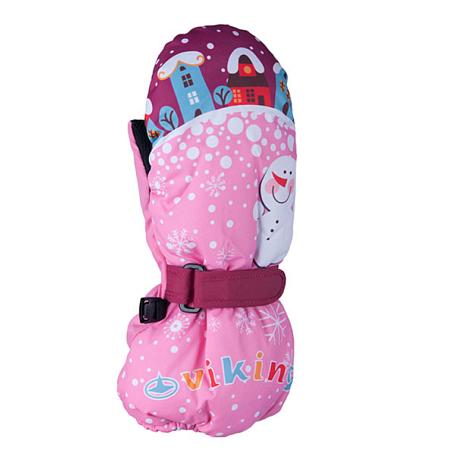 Купить Перчатки горные VIKING 2017-18 BARRY Детская одежда 1310308