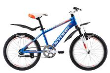 Велосипед Stark Rocket 20.1 S 2017 Сине-оранжевый