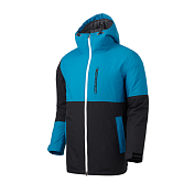 Куртка сноубордическая ROMP 2015-16 180 Switch Slim Jacket Black Aqua