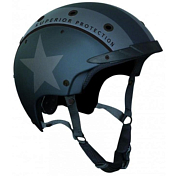 Велошлем Casco E-BIKE E.Motion Cruiser Black-Grey