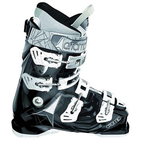 Купить Горнолыжные ботинки ATOMIC 2013-14 Hawx 80 W TRANSPARENT BLACK, Ботинки горнoлыжные, 902510