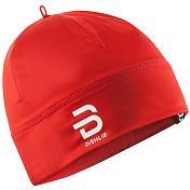 ШапкаГоловные уборы<br>Легкая шапка BD Hat Polyknit для занятий спортом. Дышащий материал, плоские швы и анатомическая посадка.<br><br>Материал: Polyknit 360 &amp;#40;87% полиэстер, 13% эластан&amp;#41;