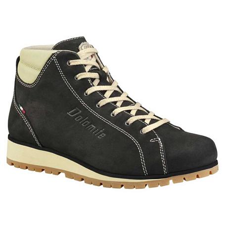 Купить Ботинки городские (средние) Dolomite 2017-18 Cinquantaquattro Mid City Ws Black Обувь для города 1357304