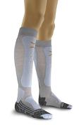 Носки X-bionic 2016-17 X-socks Ski Comfort Supersoft Lady G331 / Серый